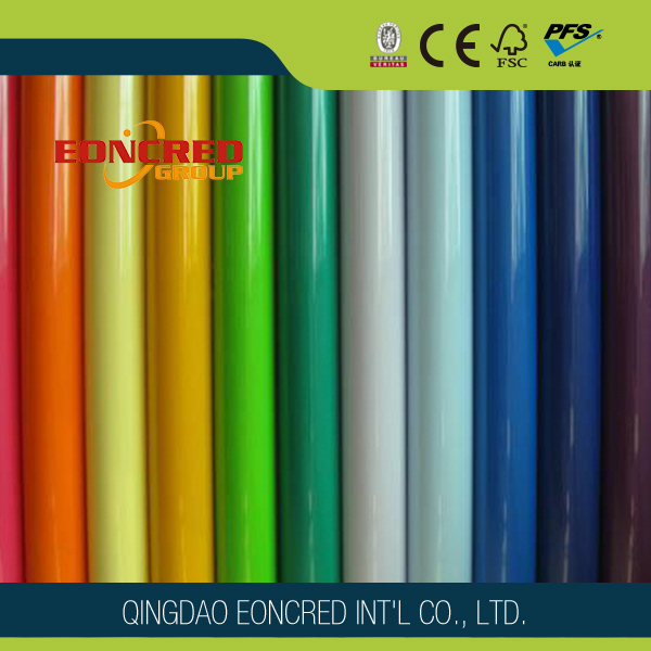 0.1mm High Gloss PVC Film
