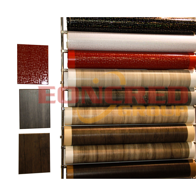 Extruded Clear Self Adhesive PVC Film